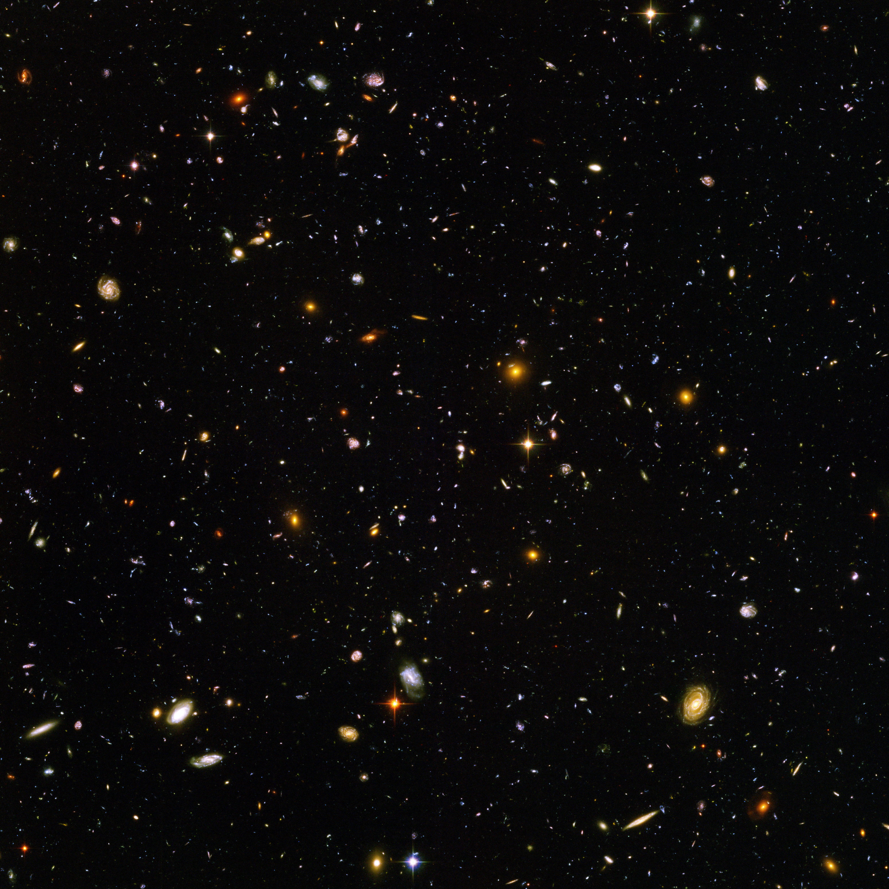 Ten Thousand Galaxies