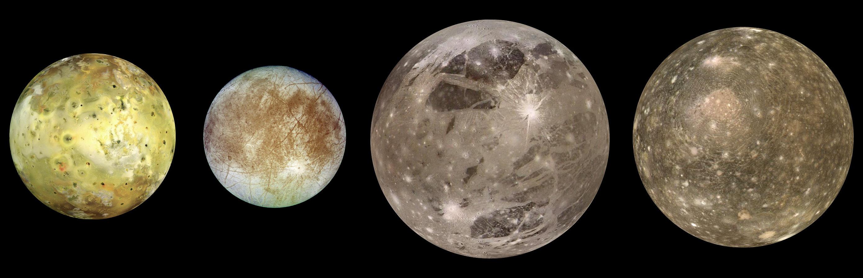 jupiter and its galilean moons - photo #26