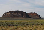 Fort Rock in the Evening