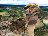 Spire at Smith Rock